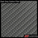 Dark Gray Carbon Fiber