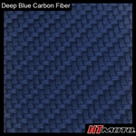 Deep Blue Carbon Fiber