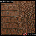 Brown Crocodile
