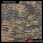 Cut Diamond Groove - Swamp Camo