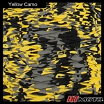 Cut Diamond Groove - Yellow Camo