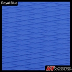 Cut Diamond Groove - Royal Blue